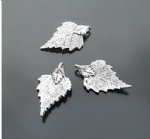 Maple leaf alloy charms wholesale