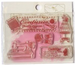Acrylic joy clear stamp for card making